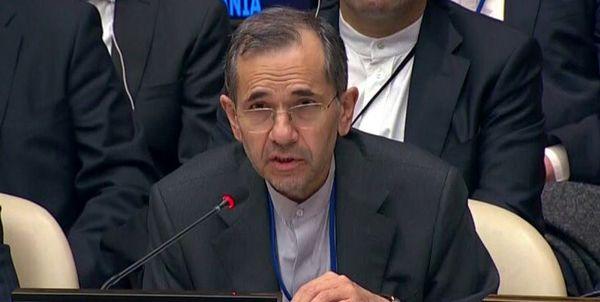 هشدار ایران درباره تحرکات رژیم صهیونیستی
