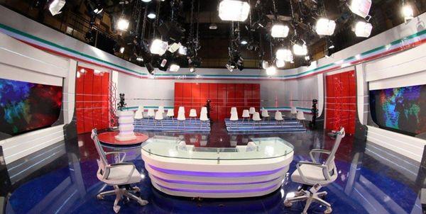 تصاویری از استودیوهای انتخاباتی تلویزیون/ مجری های مناظرات چه کسانی هستند؟