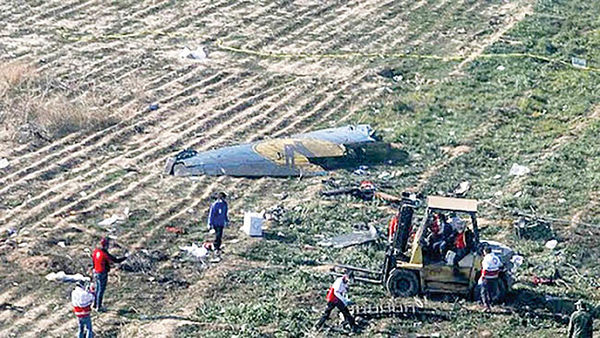 رمزگشایی موفقیتآمیز جعبه سیاه هواپیمای سانحهدیده