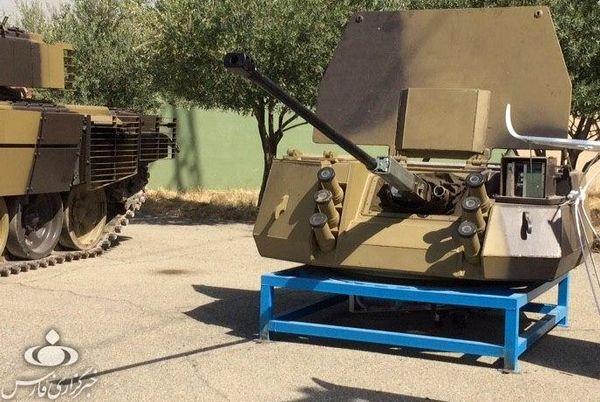 دستاورد جدید سپاه برای مقابله با دشمن را بشناسید + عکس