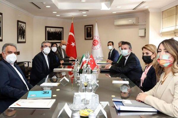 رایزنی ایران و ترکیه درباره سوریه، افغانستان و قفقاز