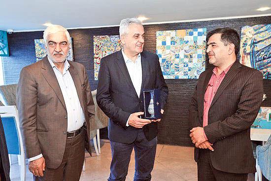 استفاده از الگوهای نمایشگاهی اصفهان