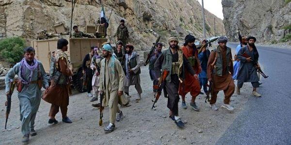 تلفات سنگین طالبان در درگیری با نیروهای احمد مسعود در پنجشیر