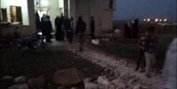 انفجار مین در درعا چند کشته بر جا گذاشت