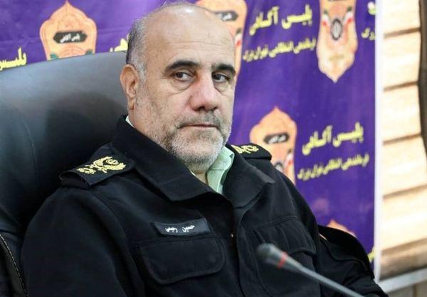 ۲۶ نفر از اوباش مسلح تهران بازداشت شدند