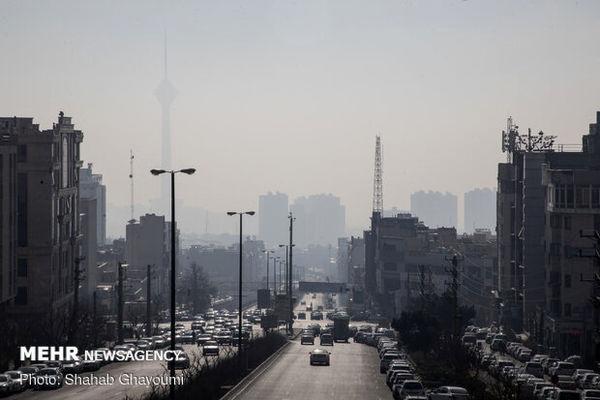 کاهش آلودگی هوا در پاندمی کرونا