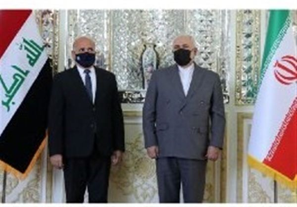 رایزنی تلفنی ظریف و همتای عراقی