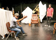 اجرای «اسطرلاب1/ 1» در تئاتر مستقل