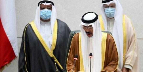 امیر جدید کویت برای درمان به آمریکا رفت