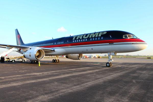 چرا ترامپ میخواهد هواپیماهای شخصی اش را به روز کند؟