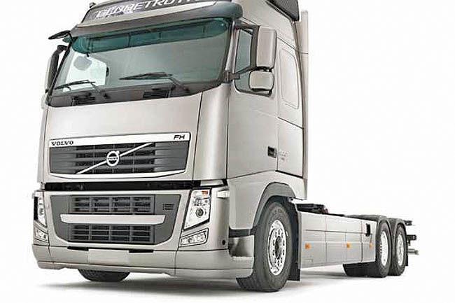 جیلی سهامدار جدید کامیونسازی ولوو