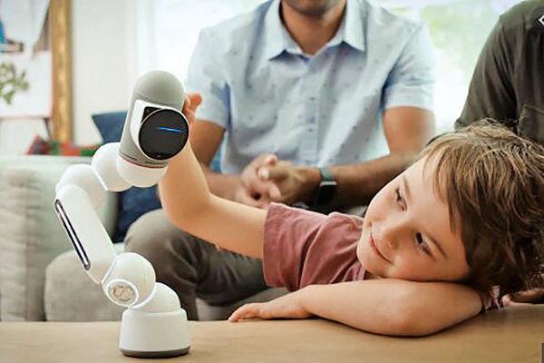 آموزش برنامهنویسی به کودکان با روبات