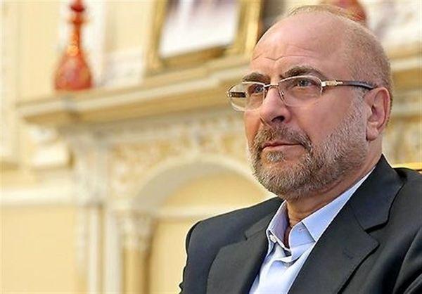 قالیباف درگذشت «ولید معلم» را تسلیت گفت