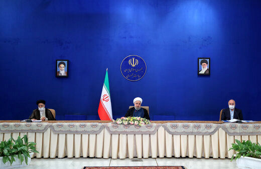 روحانی: رهبری فرمودند فرمانده جنگ اقتصادی رئیس جمهور باشد / قالیباف: مجلس آماده همکاری با دولت است