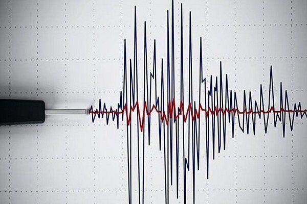 زلزله ۴.۱ ریشتری در سرخه