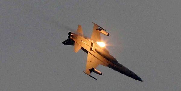 سقوط جنگندههای آمریکایی نیروی هوایی تایوان به دریا
