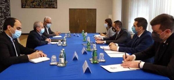 تاکید صربستان بر توسعه روابط با ایران