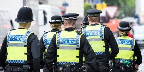 استقرار پلیس درپی هجوم مردم برای خروج از لندن