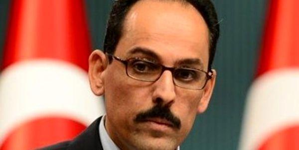 ادعای ترکیه برای حضور در سوریه