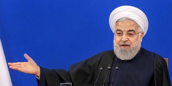 روحانی: دشمن به دنبال اختلال در روابط جهانی ایران است
