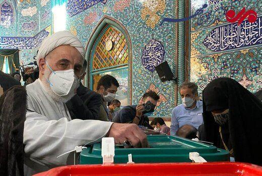 تکذیب خبر ممانعت از رأی دادن ناطق نوری در انتخابات شورای شهر تهران