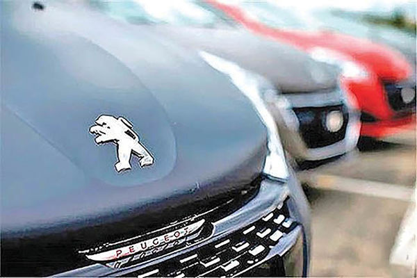 فروش خودرو در فرانسه جان میگیرد