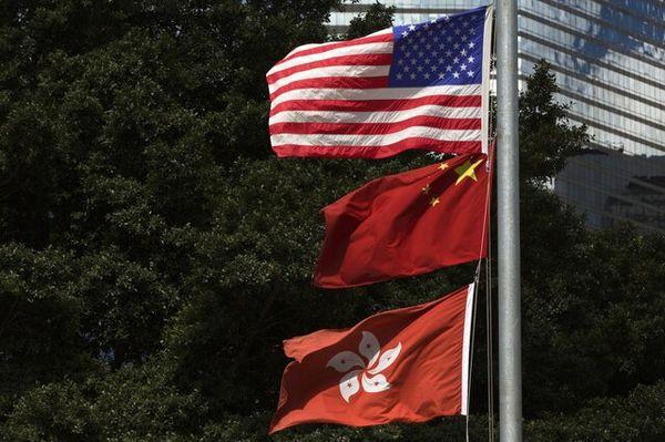 آمریکا علیه ۴ مقام چینی تحریم وضع کرد