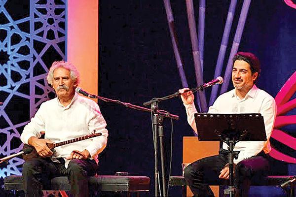 همکاری همایون شجریان و گروه شمس در یک آلبوم