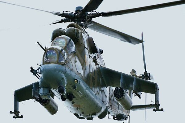 باکو: بالگرد روسی را به اشتباه سرنگون کردیم
