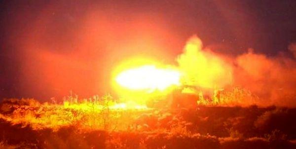 الحشد الشعبی حمله عناصر داعش را دفع کرد