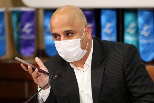 کرونا مسعود نجفی را راهی بیمارستان کرد