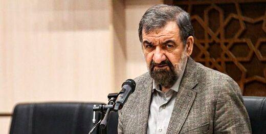 محسن رضایی: بایدن باید همه تحریم ها را بردارد
