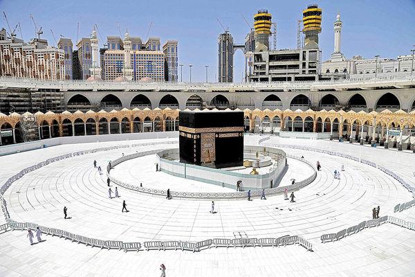غم و اندوه در سراسر جهان اسلام