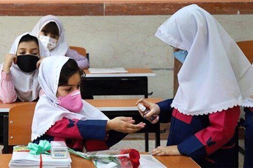 واکسیناسیون کرونا برای دانش آموزان اختیاری است