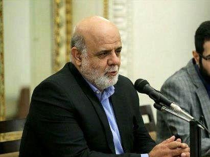 هشدار دوباره سفیر ایران در عراق/ به هیچوجه به سمت مرزها حرکت نکنید