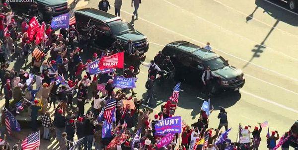 ترامپ در تظاهرات علیه نتیجه انتخابات شرکت میکند