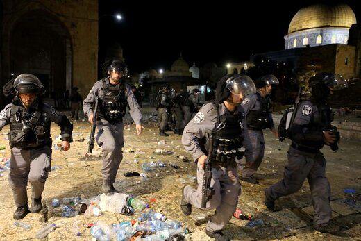 علت عقبنشینی اسرائیل
