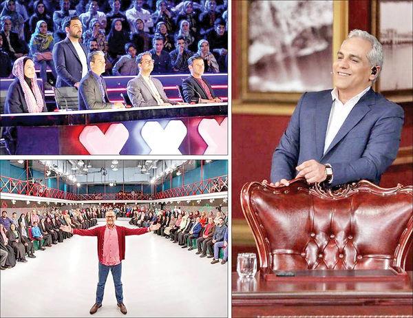 بازگشت سه برنامه پرمخاطب به تلویزیون