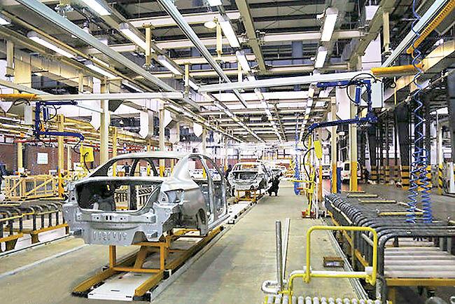 بنبست توسعه محصول در خودروسازی