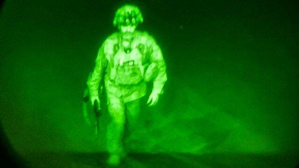 واکنش طالبان به پایان حضور نظامی آمریکا در افغانستان