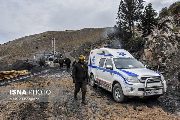 جزئیات عملیات ٨۵ ساعته برای نجات دو نفر محبوس در معدن