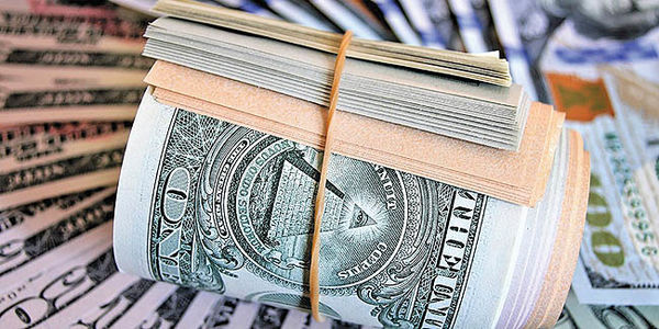 سرعت کاهش دلار تندتر شد