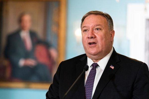 پمپئو: آمریکا در مالدیو سفارت باز میکند