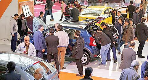 چرا نمایشگاه خودروی تهران جهانی نیست؟
