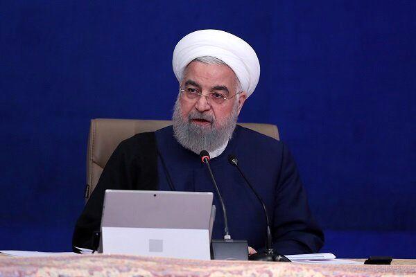 اعلام زمان آخرین گفتگوی تلویزیونی روحانی با مردم