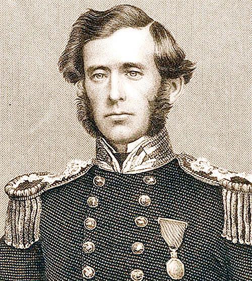 لئوپولد مک کلینتاک، سرپرست کشتیسازی پورت موت
