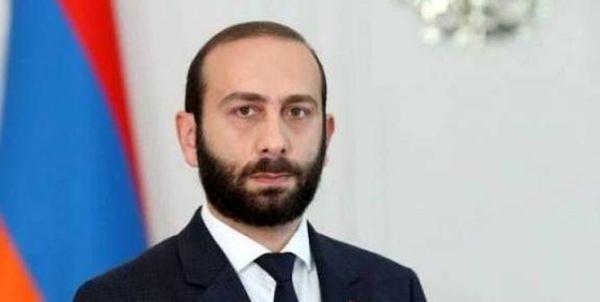 سفر وزیر خارجه ارمنستان به تهران