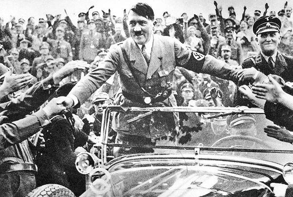 صدارت هیتلر