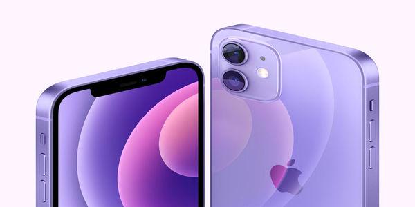 اپل با رنگ جدید خودنمایی میکند
