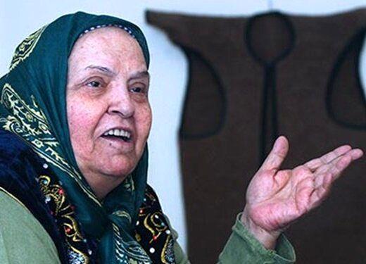 پروین بهمنی در بیمارستان بستری شد
